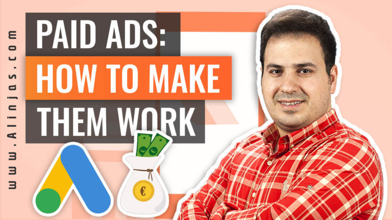 Ali AlAbbas - Paid ads How to Make Them Work
